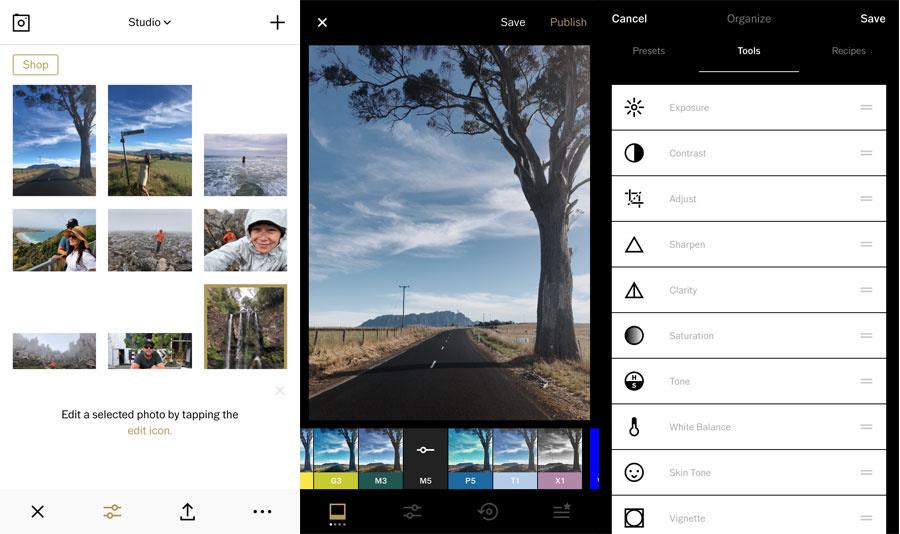 How to take good Instagram photos - VSCO